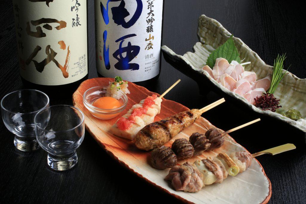 【公式】串焼専門店 山鶏 本店